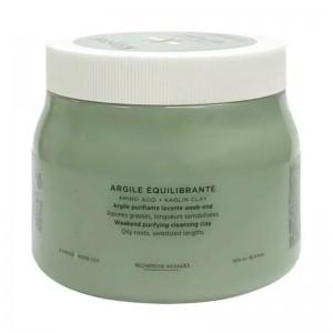 Kerastase Specifique Argile Equilibrante Глиняная маска для вывода токсинов и интенсивной очистки кожи головы 500 мл