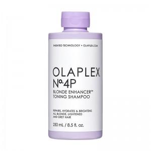 Olaplex Blonde Enhancer Toning Shampoo №4P Тонизирующий шампунь для блондинок 250 мл