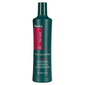 Fanola No Red For Brunette Shampoo Шампунь для брюнеток 350 мл