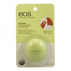 EOS Honeysuckle Honeydew Smooth Sphere Бальзам для губ Мед и Жимолость