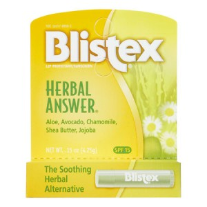 Blistex Herbal Answer Бальзам для губ на травах