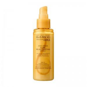 ALTERNA BAMBOO Anti-Frizz Curl Re-Activating Spray Спрей для возобновления формы локонов