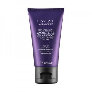 ALTERNA CAVIAR ANTI-AGING Replenishing Moisture Shampoo Увлажняющий шампунь с Морским шелком
