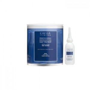 "ALTERNA CAVIAR CLINICAL Professional Exfoliating Scalp Treatment Салонный уход ""Здоровье кожи головы"" 12 ампул"