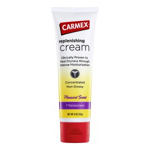 CARMEX Replenishing Cream Pleasant Scent 7 Moisturizers Увлажняющий крем с приятным ароматом