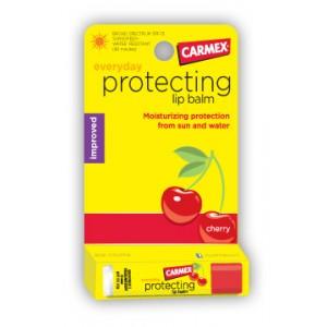 CARMEX Everyday Protecting lip balm Cherry Ежедневный вишневый защитный бальзам для губ