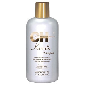 CHI Keratin Shampoo Кератиновый восстанавливающий шампунь 355 мл