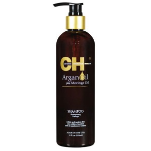 CHI Argan Oil Shampoo Восстанавливающий шампунь c аргановым маслом 355 мл