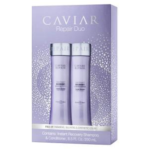 ALTERNA CAVIAR REPAIR RX Instant Recovery DUO Kit Набор Шампунь + Кондиционер для мгновенного восстановления волос