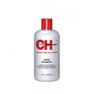 CHI Infra Moisture Balancing Shampoo Увлажняющий шампунь 355 мл