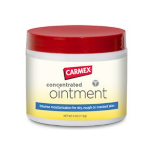 CARMEX Concentrated Ointment Концентрированный заживляющий, увлажняющий крем - мазь