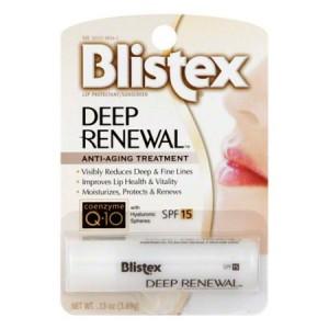 Blistex Deep Renewal Anti-Aging Treatment Глубокое обновление c антивозрастным эффектом