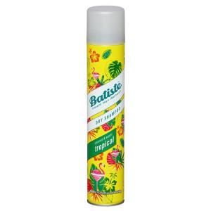 Batiste Fragrance Tropical Dry Shampoo Сухой шампунь с экзотическим ароматом кокоса