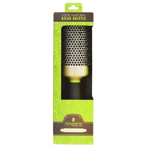 Macadamia Natural Oil Hot Curling Boar Brushes Расческа