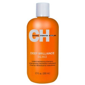 CHI Deep Brilliance Balance Нейтрализующий шампунь для глубокого очищения 300 мл