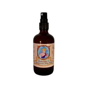 Andrea Garland Body Products Lemon Balm and Pomegranate Body Mist Спрей для тела с экстрактом граната и мяты лимонной