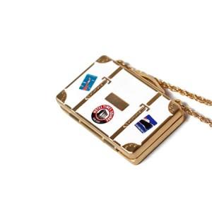 "Andrea Garland Jewellery Passepartout Necklace Бальзам для губ ""Ожерелье Паспарту"" Цвет: Белый"